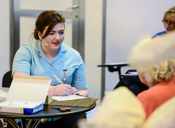 Social care: a positive option