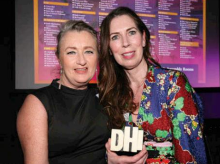 Charity of the Year Nomination for DHI